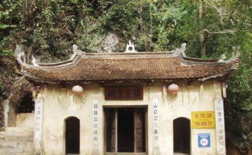 Đền Trấn Song – Quần thể di tích chùa Hương