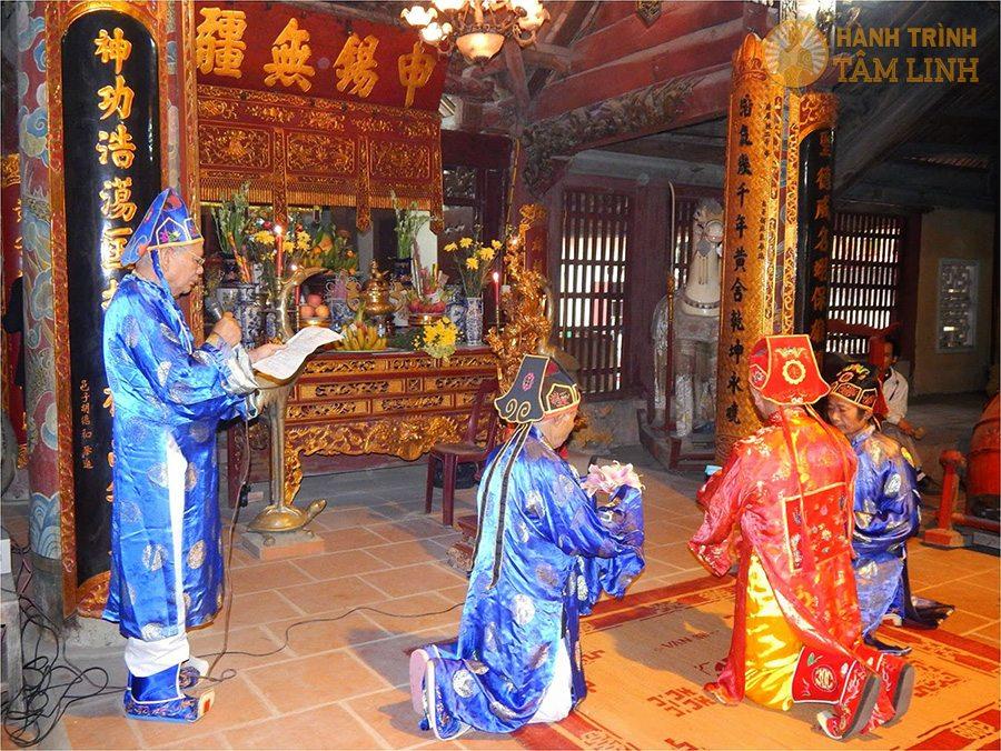 Đình làng Hoàng Xá