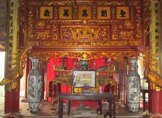 Đình làng Thọ Bình