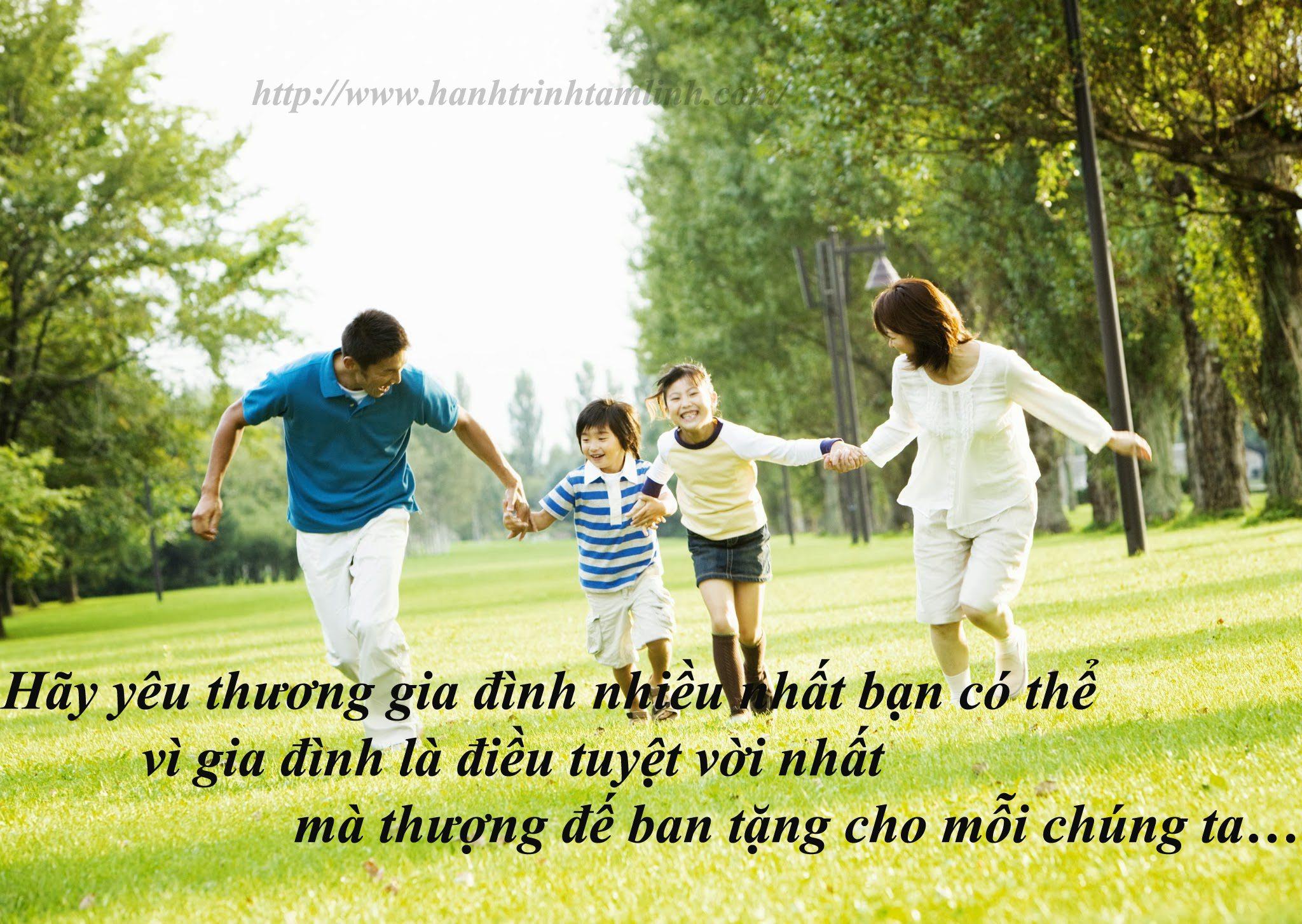 Những câu nói hay về tình cảm gia đình P2