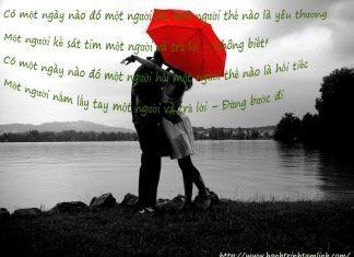 Những câu nói hay về tình yêu vĩnh cửu
