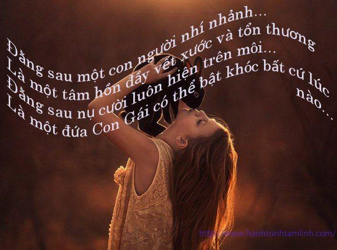Những câu nói hay về tình yêu con gái