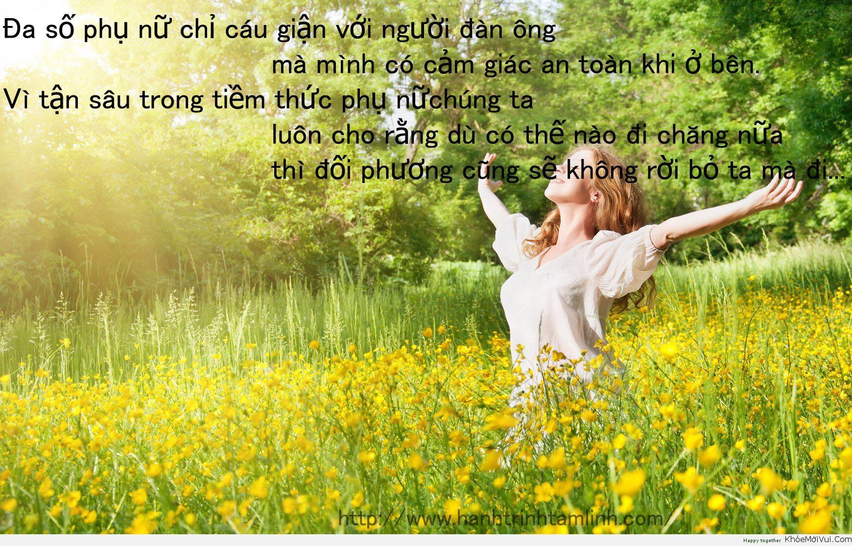 Những câu nói hay về tình yêu của con gái P2