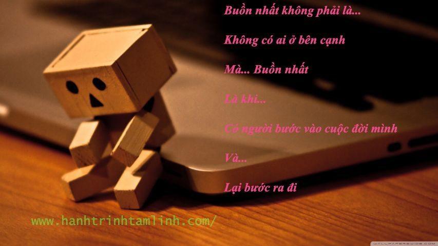 Những câu nói hay về tình yêu buồn P1