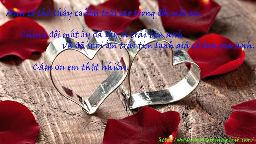 Những câu nói về tình yêu lãng mạn P2