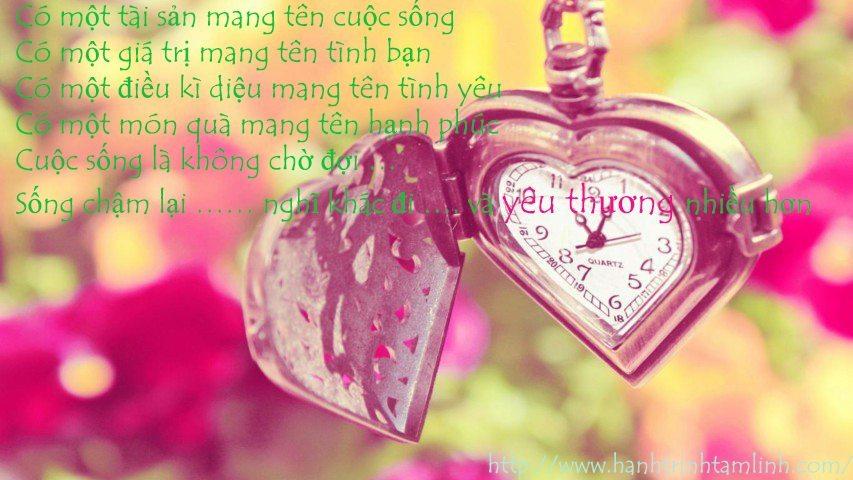 Những câu nói hay về tình yêu P1