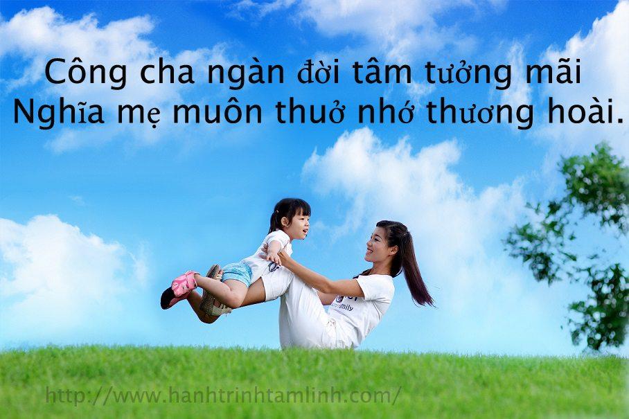 Những câu nói hay và ý nghĩa về cha mẹ P2