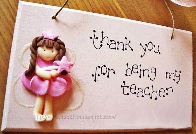 Những câu nói hay và ý nghĩa về thầy cô giáo P1
