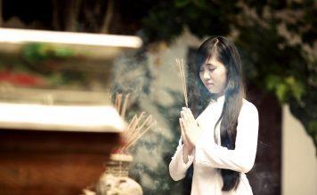 Quy trình đi cầu tự ở chùa Hương