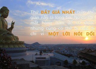Quan điểm Phật giáo về việc nói dối