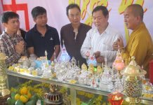 Xá lợi Phật chùa Linh Ứng