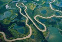 Sông uốn khúc
