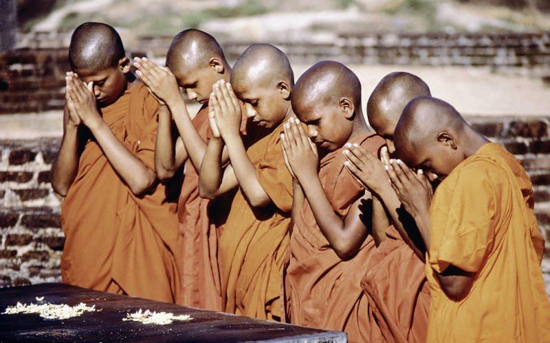 Chữ nhẫn trong đạo Phật
