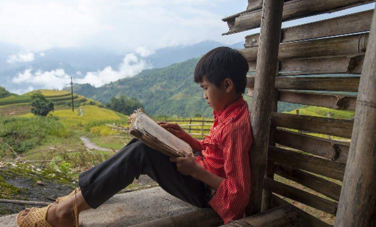 Học sinh nghèo vượt khó