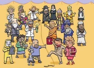 Mâu thuẫn tôn giáo
