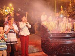Cúng sao giải hạn ở chùa