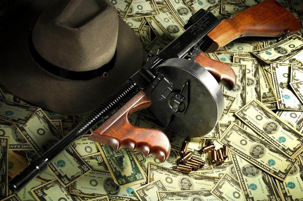 Tiền và súng đạn