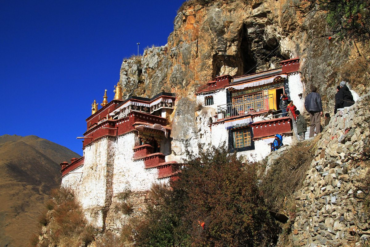 Tây Tạng nơi tâm linh huyền bí