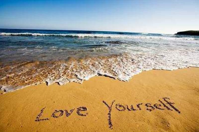 Kết quả hình ảnh cho yêu thương bản thân