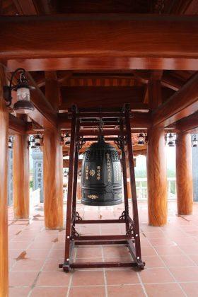 Chuông đồng chùa Ba Vàng
