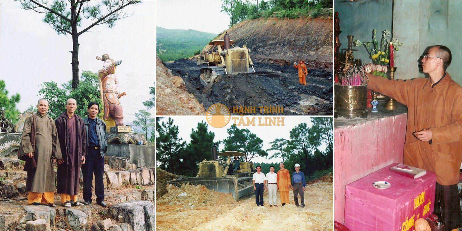 Thích Trúc Thái Minh chùa Ba Vàng